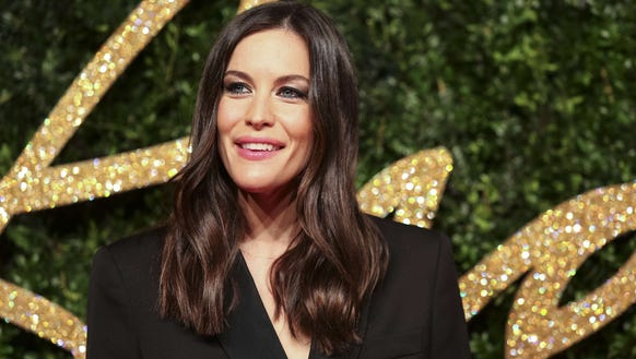 Actress Liv Tyler posted news that she is pregnant.