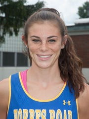 McKenzie Gelvin, Forbes Road field hocket