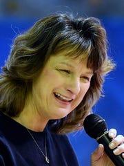 Children's book author Debbie Dadey
