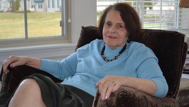 Nancy Dunham of Catawba Island, who writes about Ottawa County history, helped make local history herself when she helped organize a teacher strike in 1980.