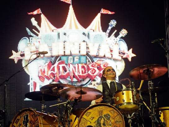 Carnival Of Madness Tour At The Joint At The Hard Rock
