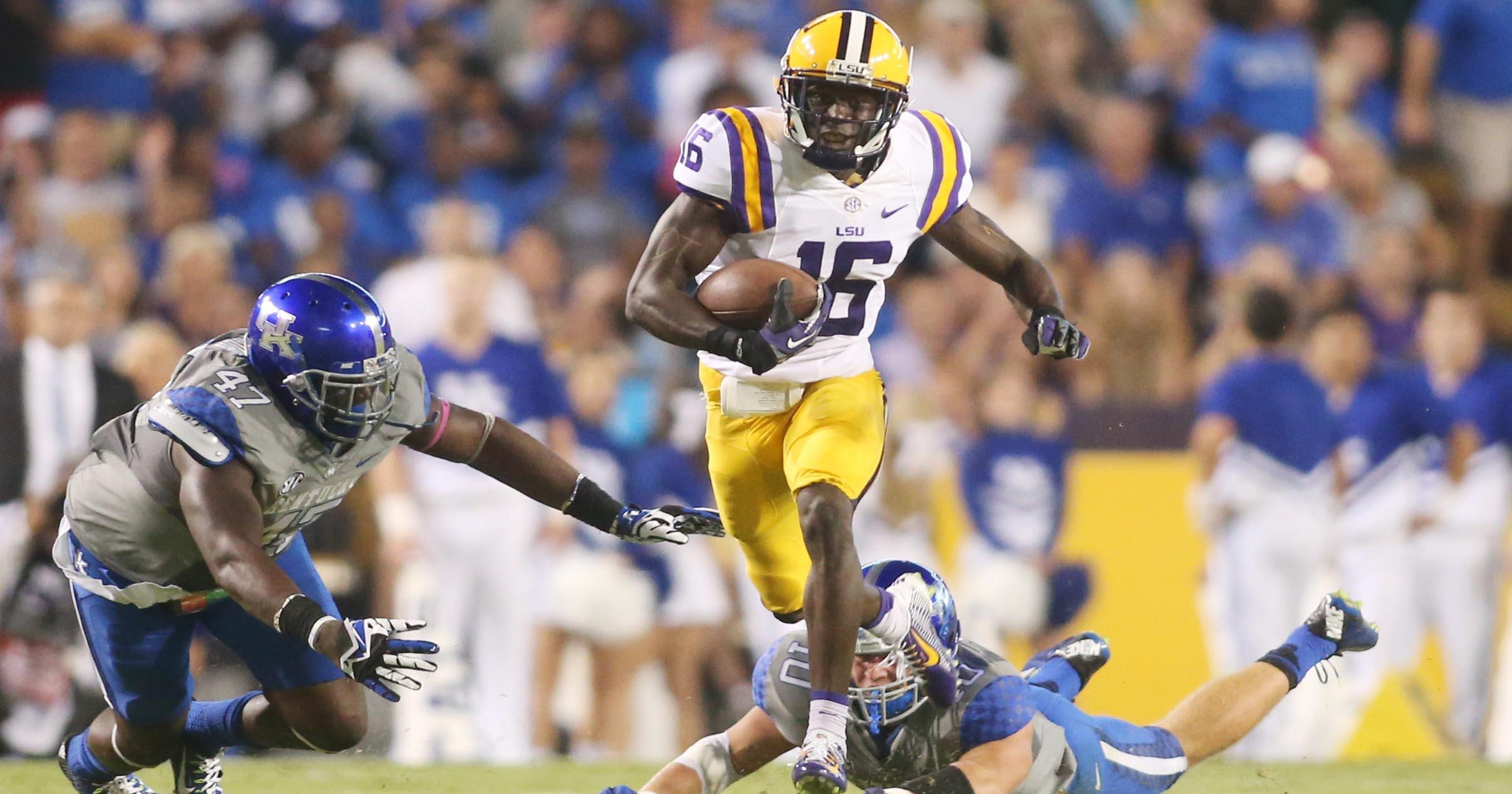Tre Davious White proud to wear LSU s coveted No. 18 5834c095f