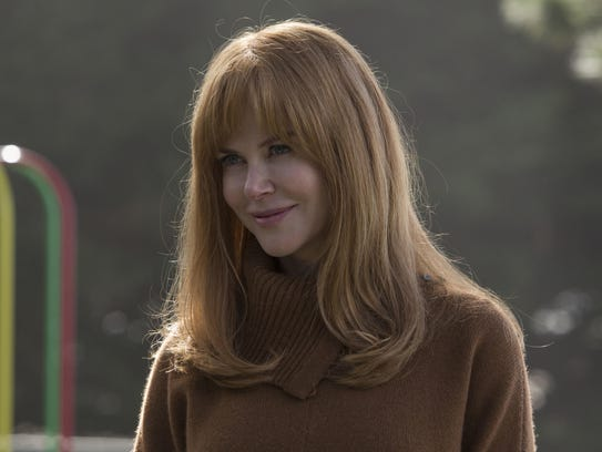 Nicole Kidman won her first Emmy for her role in HBO's