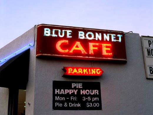 Blue Front Cafe Dallas