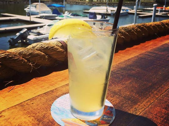 Dock your boat and enjoy a drink at The Marina at Oceanport.
