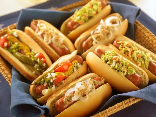 Hot Dogs_Recipes
