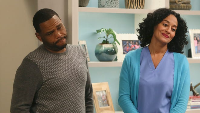 Anthony Anderson and Tracee Ellis Ross star in ABC's 'Black-ish.'