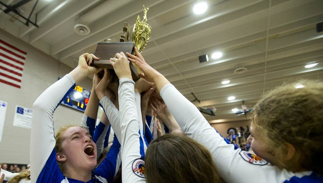 High school girls volleyball has a rich history in Arizona. It has also had some legendary coaches through the years.