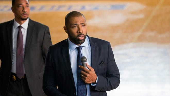 Cress Williams as Jefferson Pierce on 'Black Lightning.'