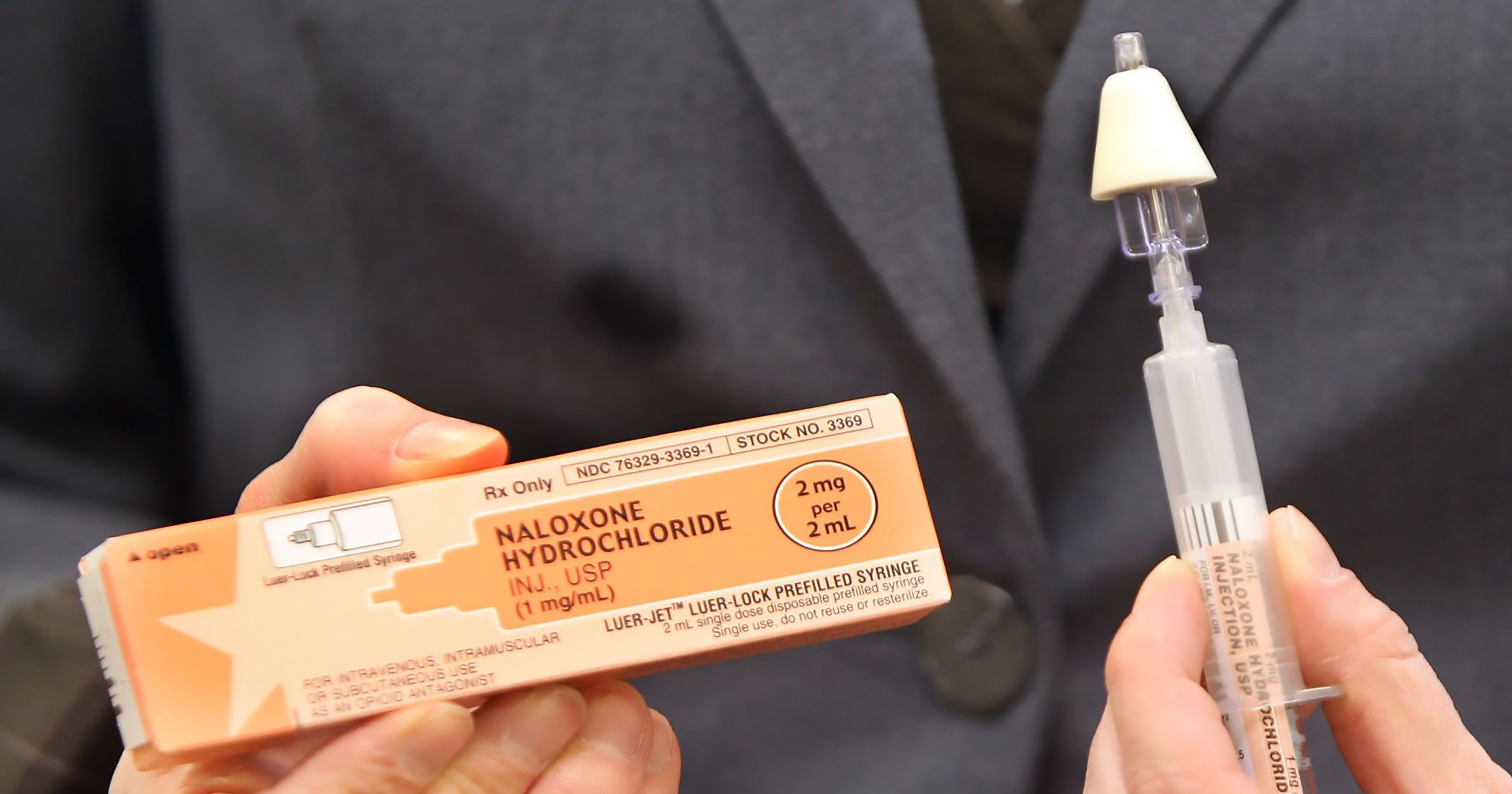 How to get naloxone, available in most states without a