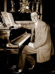 """Shreveport Symphony Orchestra will present """"Rachmaninoff and the Firebird"""" at 7:30 p.m. Saturday, Feb. 1 at Riverview Theater in Shreveport."""