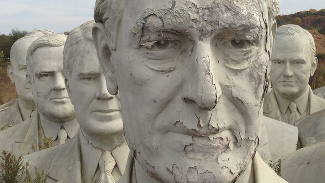 "A still from ""All the Presidents' Heads,"" one of the films featured in the St. Cloud Film Fest."