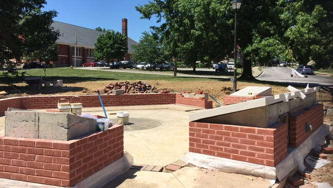 A new Charters of Freedom monument plaza containing replicas of the U.S. Declaration of Independence and other founding documents will be unveiled on July 4 in Fort Thomas Tower Park.