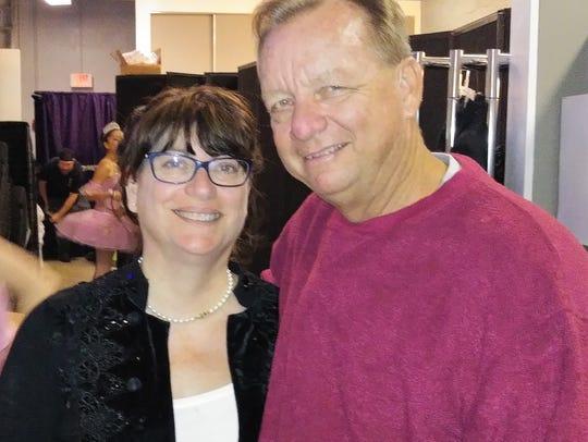 Florida Arts and Dance Company President Joann Gallagher