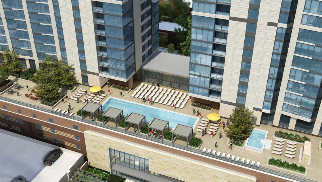 30 Story Apt Project Breaks Ground Near Cherry Creek