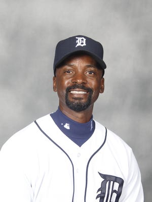 Detroit Tigers assistant hitting coach Darnell Coles