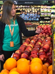 Instacart offers selections from every ACME department.