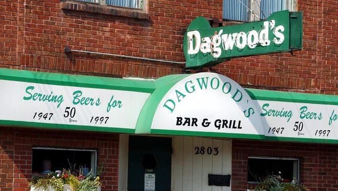 Dagwood's is located at 2803 E Kalamazoo in Lansing.Photo taken Aug. 24, 2005.