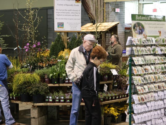 Get inspired at Yard Garden & Home Show March 18 20