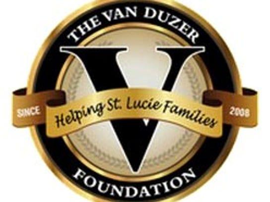 The Van Duzer Foundation logo