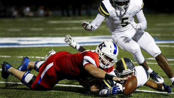 Harding Academy's Will Lawrence has committed to Virginia.