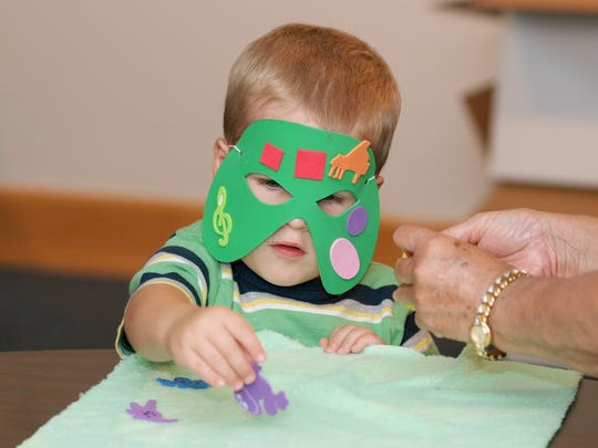Kids are the focus at ASU's Family Fun Day at ASU Art Museum in Tempe.