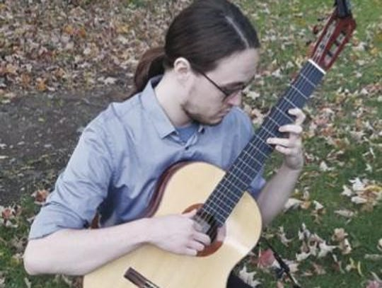Bryan Spencer will perform Sunday in Cortland.