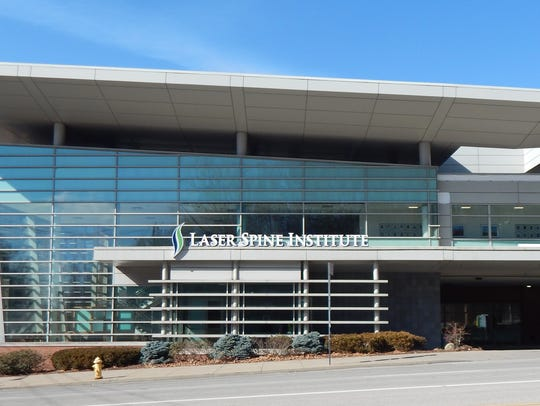 The Cincinnati surgery center of Laser Spine Institute opened in 2015. The facility had 36,000 square feet, three operating rooms and a cafe that served breakfast and lunch. The office closed Friday, with the last of Laser Spine Institute's offices.