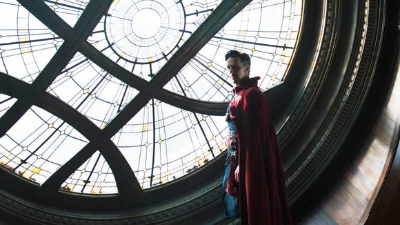 'Doctor Strange' adds a hero and more to the Marvel