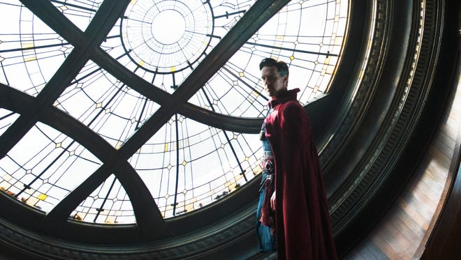 'Doctor Strange' adds a hero and more to the Marvel Cinematic Universe.