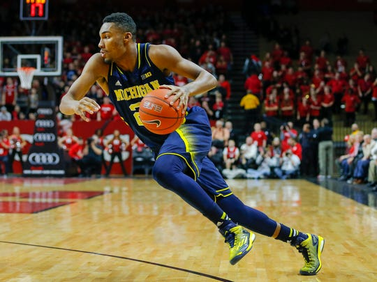 Michigan G/F Zak Irvin