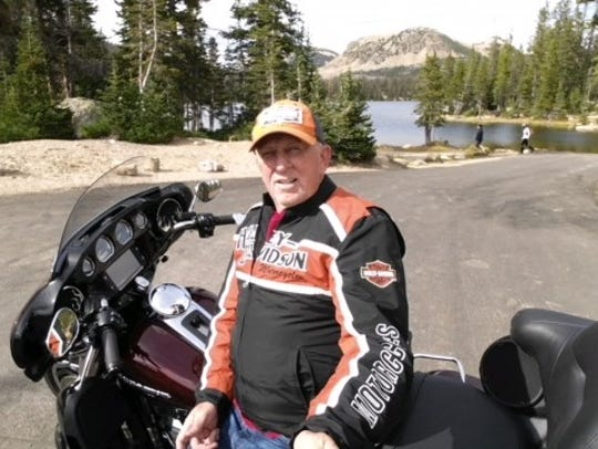Richard Rowland will join his fellow riders for the