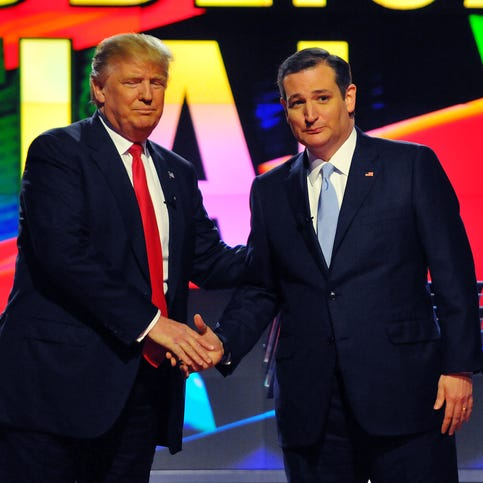 President Donald Trump to campaign for Ted Cruz this month in Houston