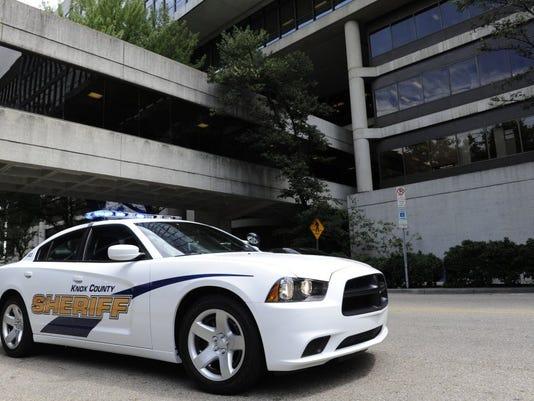 knox county sheriff car