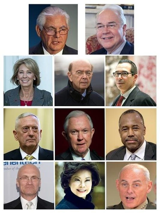US-POLITICS-TRUMP-CABINET