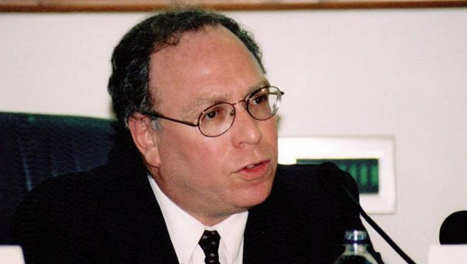 Moorestown attorney William Buckman.