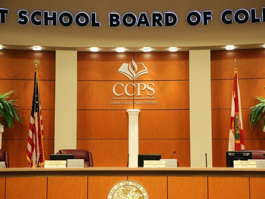 #stock Collier County School District File Stock Photo