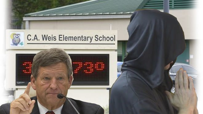 Escambia Superintendent Malcolm Thomas said C.A. Weis Elementary will not allow After School Satan Clubs to form a club at the school.