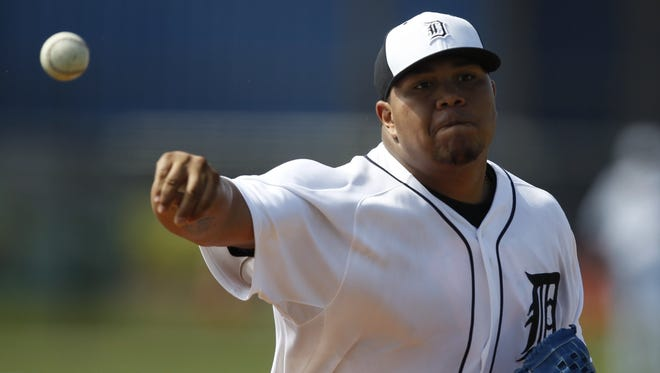 Detroit Tigers relief pitcher has a good chance of being back in 2015 after missing all of last season with an injury.