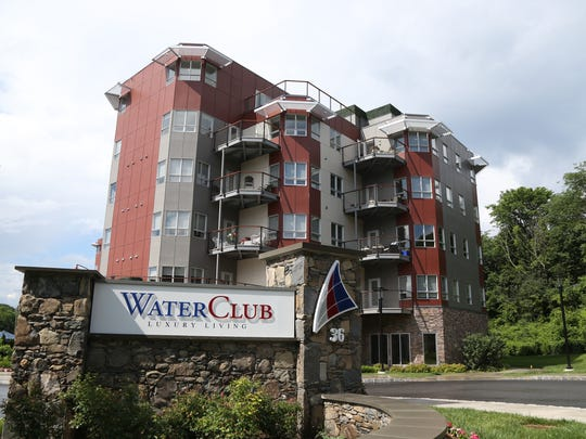 The Water Club Luxury Living apartment complex in the City of Poughkeepsie on June 28, 2018.