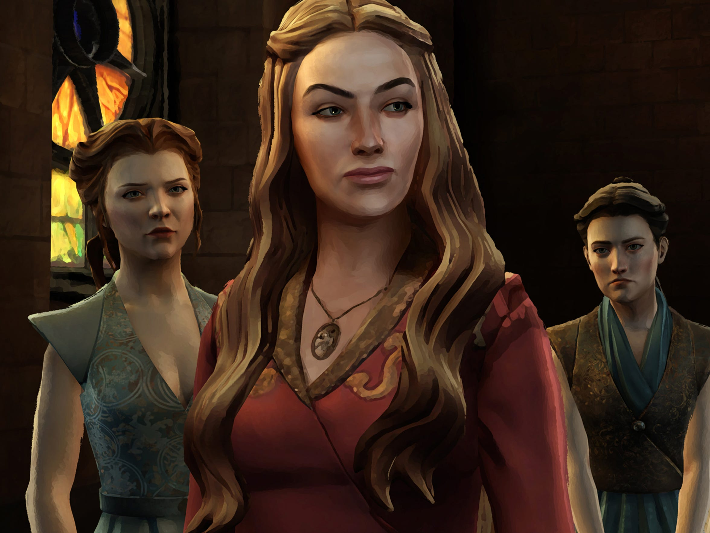 Cersei Lannister is up to her conniving ways again