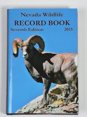 Nevada Wildliffe Record Book
