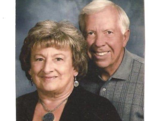 Anniversaries: Joseph Robertson & Barbara Robertson