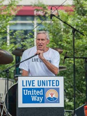 Rob Reifsnyder, president and CEO of United Way of