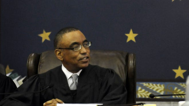 U.S. District Judge Myron Thompson scheduled the trial to begin March 14, 2016, in Montgomery.