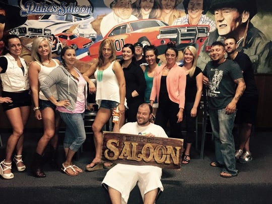 Duke's Saloon opens tonight in downtown Lansing.