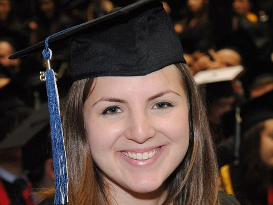 Madeline Kayes of Evanston, Ill.