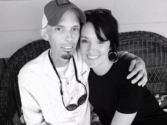 Kyle and Erin's love transcends cancer.