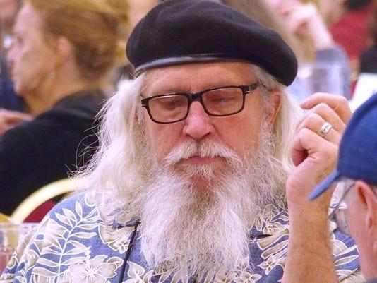 Breckenridge of Libertarian Party