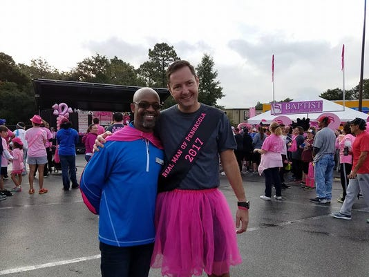 Real Men Wear Pink 2017